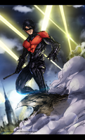 Nightwing by the103orjagrat