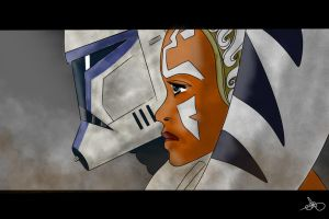 Star Wars - Seig of Mandolore by Frosty-Art