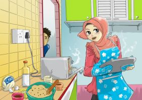 cookie time colored by cahaya-pemimpin