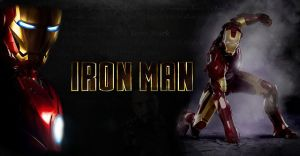 Iron Man by Chocolatemilk123