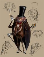 Mr Roach by Remnant1987