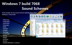 Windows 7 7068 Sound Schemes by Kruper11