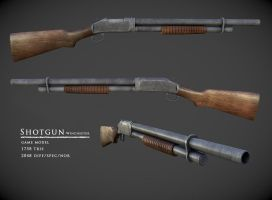 Shotgun by kenetand2