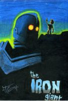 the iron giant by four3