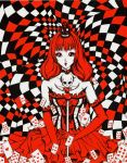 queen of hearts by pandasnacks