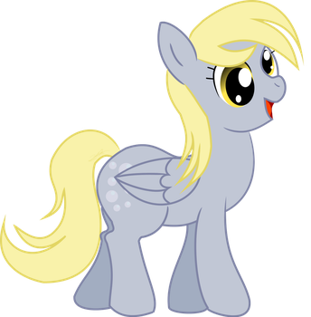 Derpy: Whatchadoin by StormyTheTrooper