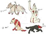 Troubled Adopts 2 CLOSED by LOTSOFADOPTS