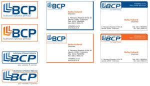 BCP logo design ver 02 by astayoga