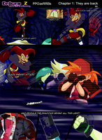 Onlyne Z: chap.1 they are back 33 by BiPinkBunny