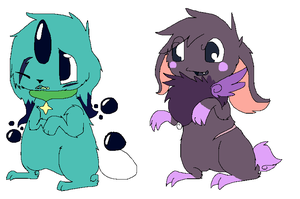 Design adopts by ghostiibear