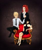 KH - Borrowed Time by Gil-Menel