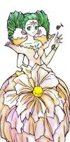 Clow Card The Flower by Heroika
