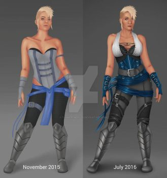 Clair. 2015 - 2016 by Tanner-Mercer
