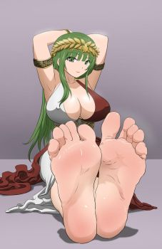 Soles of a goddess by theepic627