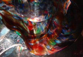 Colorful Pitcher by PH0T0WH0RE