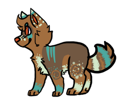 Puppy Adopt1 CLOSED by campfyre