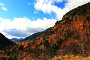 The Crawford Notch itself by Celem