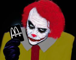 Joker McDonald by DarkCynic