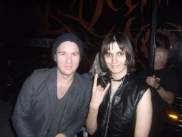 Me and Brendon Small by InuLuverHana89