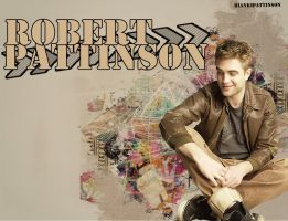 Wallpaper de Rob by BiancaWeasly