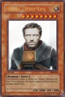 House - Half Life card by OdaNobonaga
