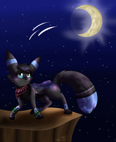 Night Brings Night by eevee4everX3