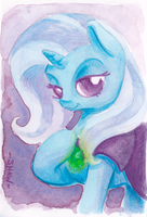 [For sale] [ACEO] Trixie by Pa-Kalsha