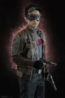Jason Todd: Red Hood Revealed by TiELOe