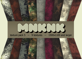 mnknk texture pack 5 by mailart-org