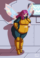 No More Skinny Girls 2 - Ep 15 - Pixie by Axel-Rosered