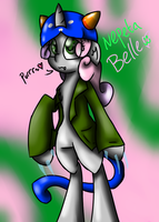 ~*Nepeta Belle*~ by voidless-rogue