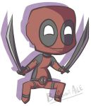 Deadpool by CountAile