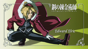 Edward Elric by lovefma