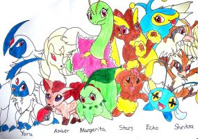 Conquerors of Johto by Sonic-Freak