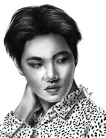 Jongin EXO by BlueBerry-is-cute