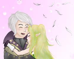 Henry x Nowi by Schania