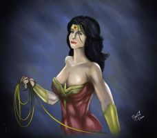 Wonder WomaN by Danthemanfantastic