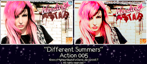 Different Summers Action by MyHeartBeatsForDemiL