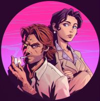 The Wolf Among Us by KR0NPR1NZ