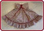 High waisted lolita skirt by The-Cute-Storm