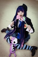 Stocking - Animangaki 2011 by lavena-lav