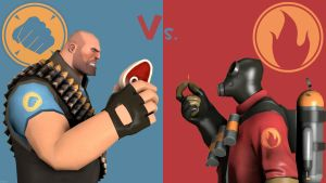 [SFM] Meat vs Match by Zeiburg-spaps