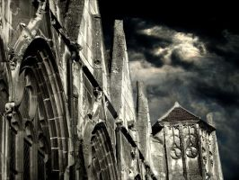 Gothic church by Gothicmama
