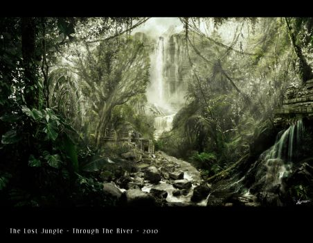 The Lost Jungle - 2010 by Olivier-Ventura