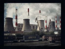 Industrial 3 by firework
