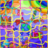 A Puzzle of Holidays... by MARLY272000