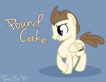 Pound Cake by Toodles3702