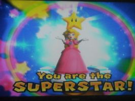 Princess Peach is the superstar by kesha18Anime17
