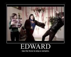 Smosh Edward uses the Force by htfman114