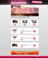 Riverwood Media Front Page by altarindustries